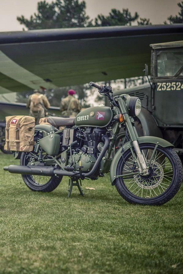 Royal Enfield Modification Royalenfield Bullet Bike Royal