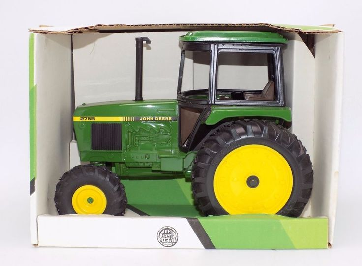 The 25 best john deere utility tractors ideas on pinterest john ertl john deere 2755 utility tractor diecast 116 scale nib sound gard cab fandeluxe Choice Image