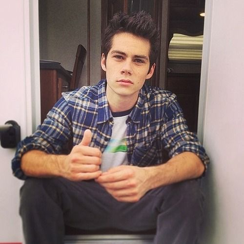 Dylan O´Brien!? No, I think his real name is Dylan O´Perfect <3<3<3<3<3<3<3<3