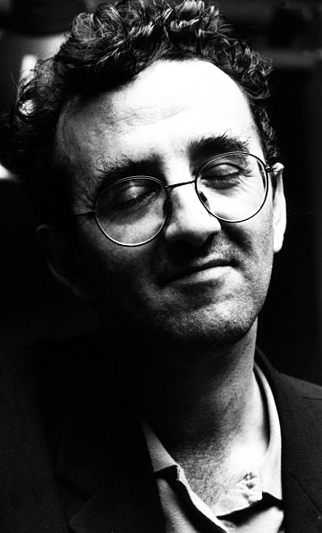 Roberto Bolaño photo by me