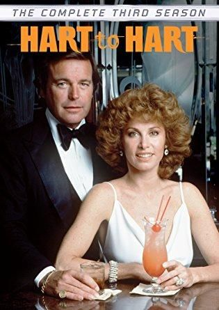 Robert Wagner & Stefanie Powers & Tom Mankiewicz-Hart To Hart: Season 3