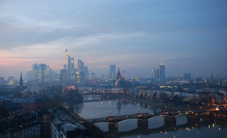 Франкфурт-на-Майне | Frankfurt-am-Main - Page 2 - SkyscraperCity