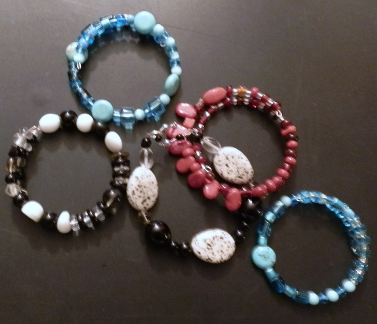 single memory wire bracelets