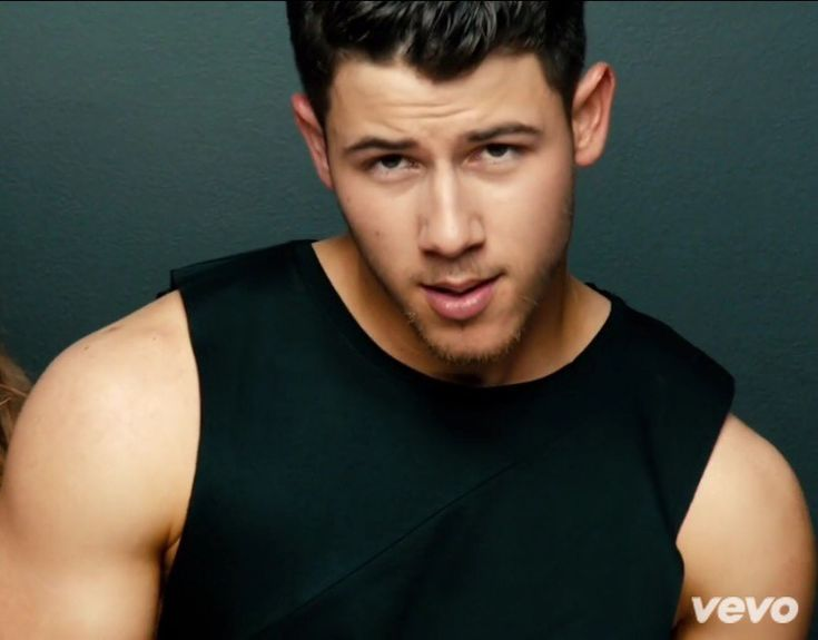 IT HAS COME TO MY ATTENTION that Nick Jonas' biceps are in another music video.