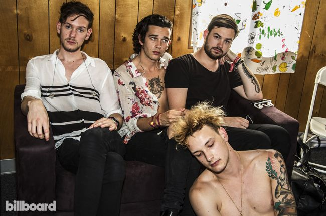 The 1975 Did Not Breakup: Announce Album Plans, Tour Dates | Billboard