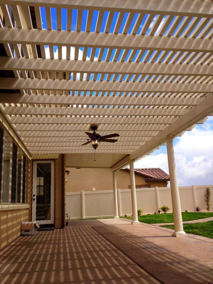 Find This Pin And More On Alumawood Diy Patio Cover Kits By Patiokitsdirect