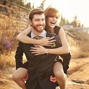 Солнечная богемная свадьба