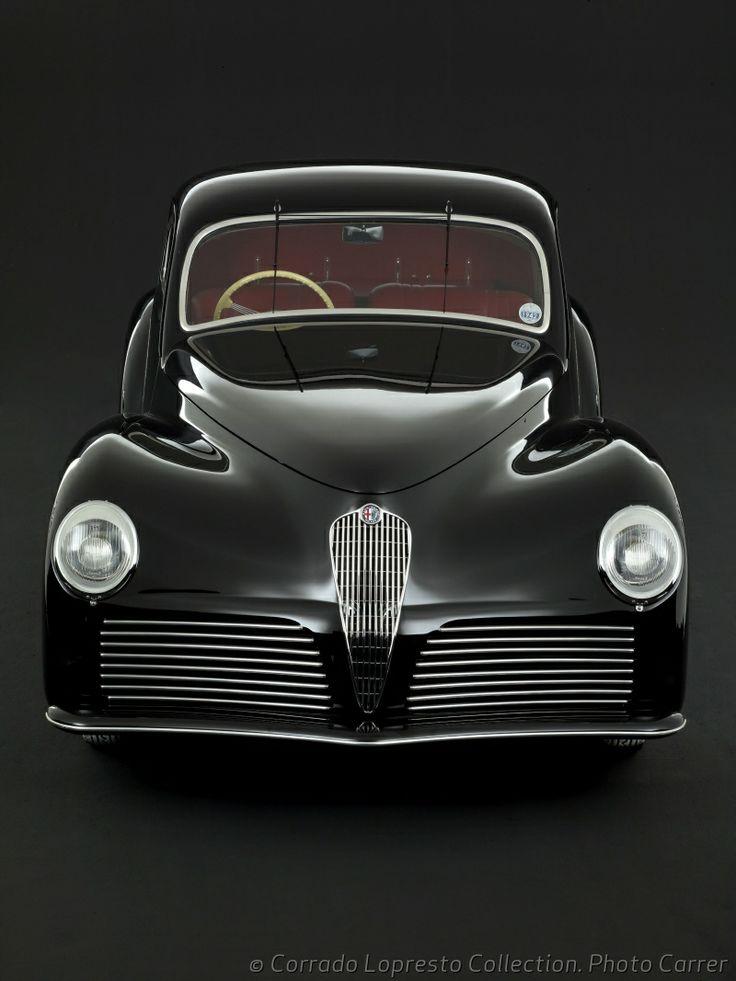1942 Alfa Romeo 6C 2500 SS Coupé http://test.automotivemasterpieces.com/1942-alfa-romeo-6c-2500-ss-coupe-sn915516.html