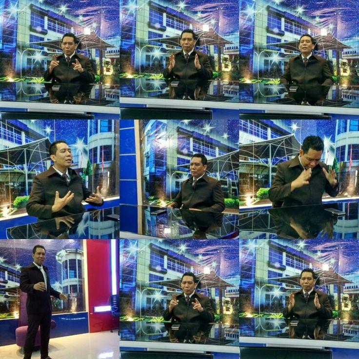 Program. Motivasi MY WAY  Di tv chanel UB ONTV.