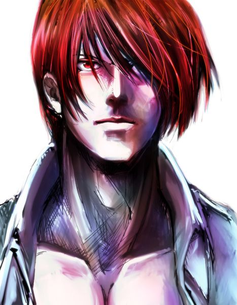 Iori Yagami - KOF - King Of Fighters