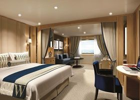 Star Breeze Luxury Accommodations - Windstar Cruises