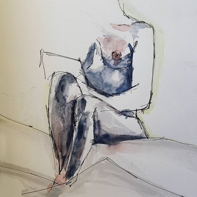 #art #figure #aquarelle #art🎨 #paint #f4f #artist #fantasy #imagination #fun #painting #nightart #crazy #arts_help #art🎨 #artwork #likeit #loveit #new