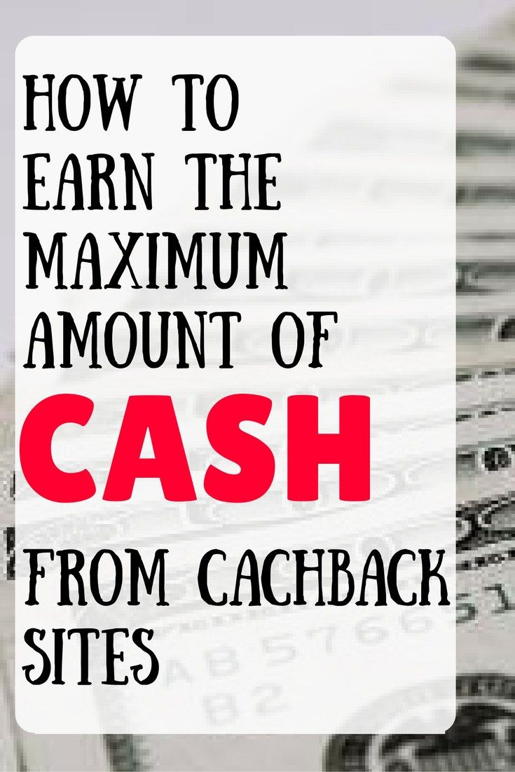 The Best Ways To Make Money By Shopping With Cashback Sites