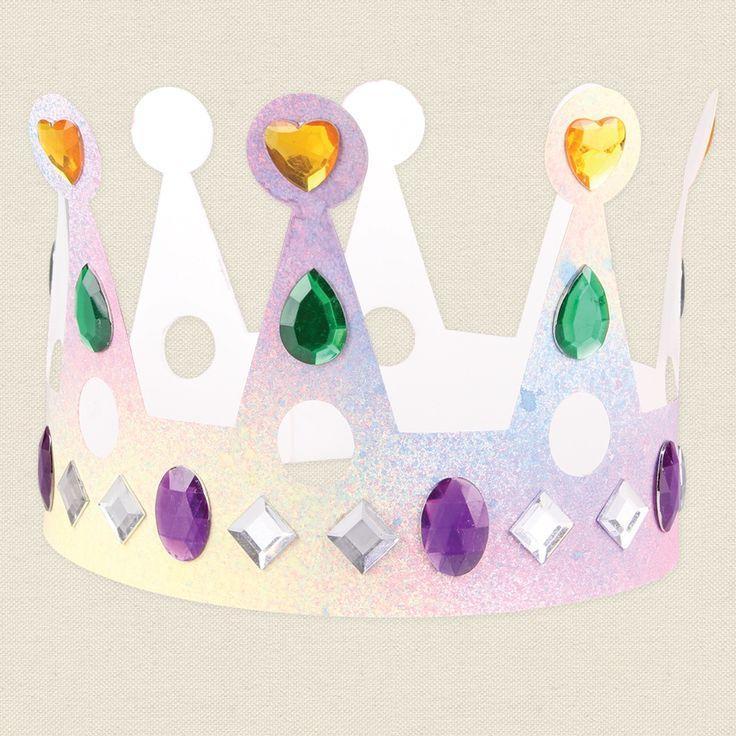 Children's Book Week 2014 - Paper Crown (King Pig)