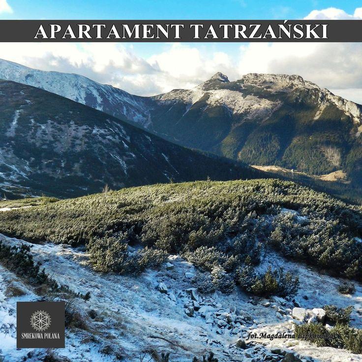 Apartament Tatrzański - zapraszamy! #poland #polska #malopolska #zakopane #mountain #tatry #place #spring #wiosna #destination