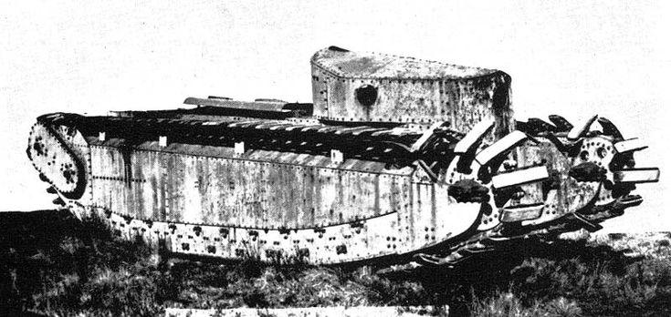 British Tanks of the Inter-war Decades – Alternative Finland