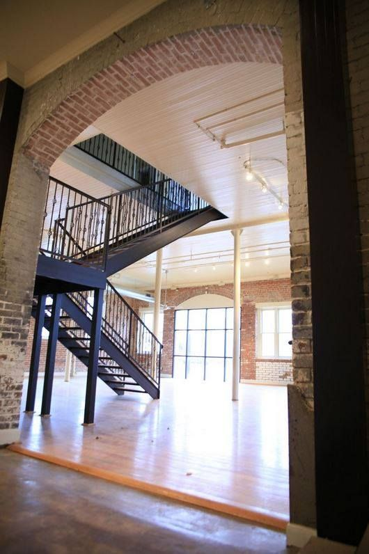 Station 3 Wedding & Event Venue: The building is a beautiful, historical landmark & is the old home to Houston's 1905 Fire Station #3.