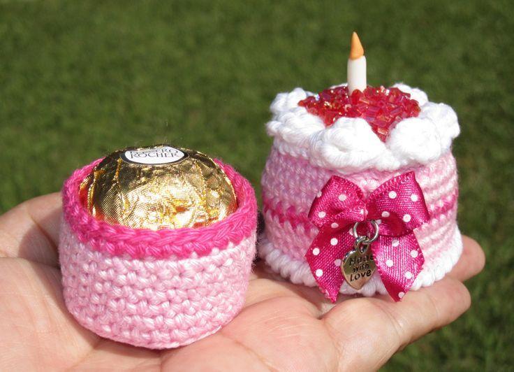 18 best BIRTHDAY CROCHET images on Pinterest Crochet food Crochet