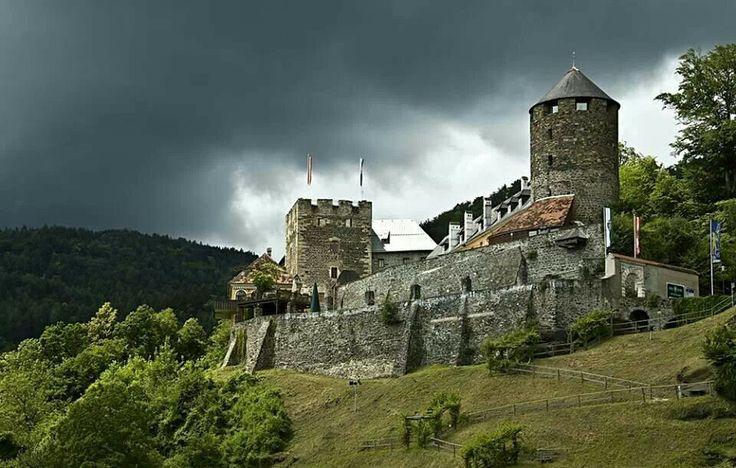 Deutschlandsberg Castle in Styria, Austria
