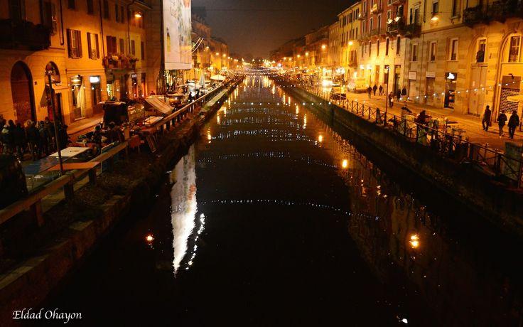 Milano, Navigli @Portfoliobox