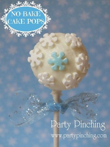 no-bake cake pops using Little Debbie snack cakes