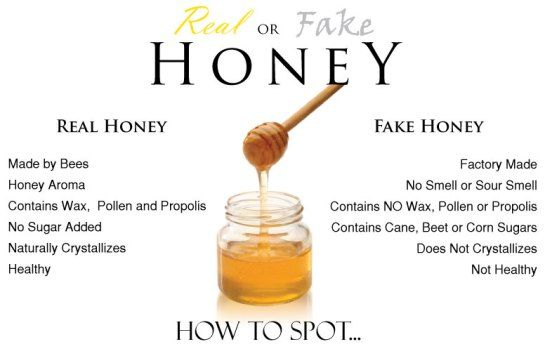 How To Spot Real From Fake Honey