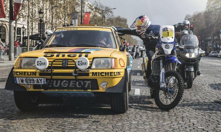 25 años después de su victoria en el Rally Dakar y el éxito reciente en Pikes Peak (EE.UU.), Peugeot volverá al Rally Dakar. Ya no se trata del hermoso y exuberante paisaje del continente africano, sino más bien de 10,000 kilómetros de caminos extremadamente desafiantes de Sudamérica que ...