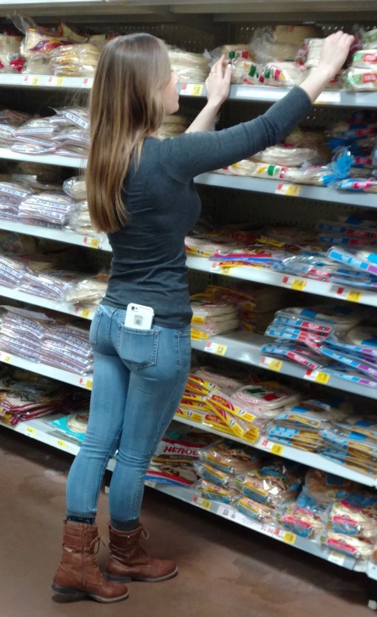 image Super wide butt grocery store gilf full video