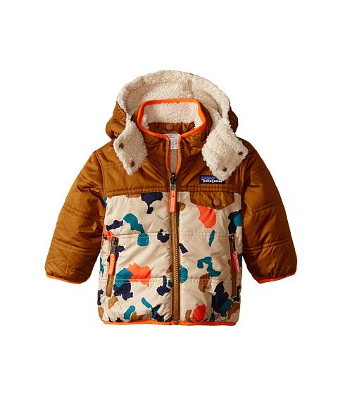 Size 12 months Patagonia Kids Reversible Tribbles Hoodie (Infant/Toddler)