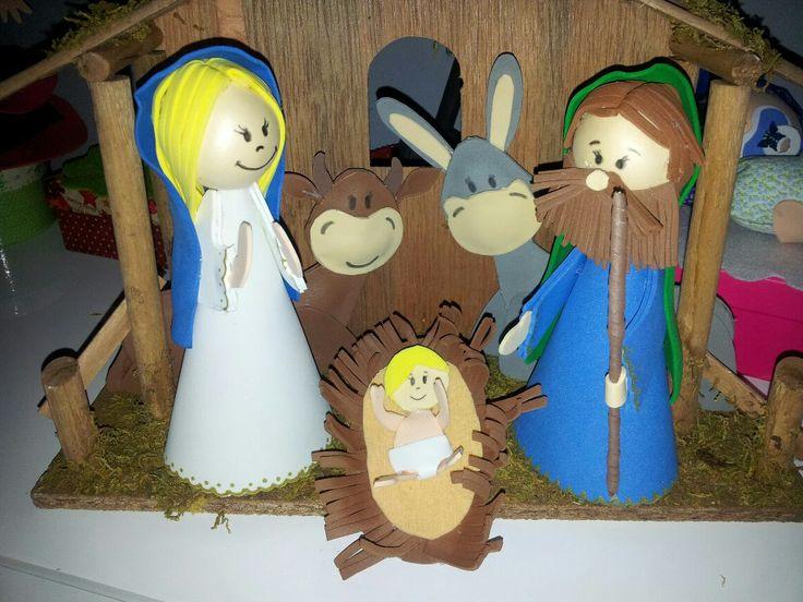 93 best portal navideo images on pinterest christmas decor portal de belen solutioingenieria Images
