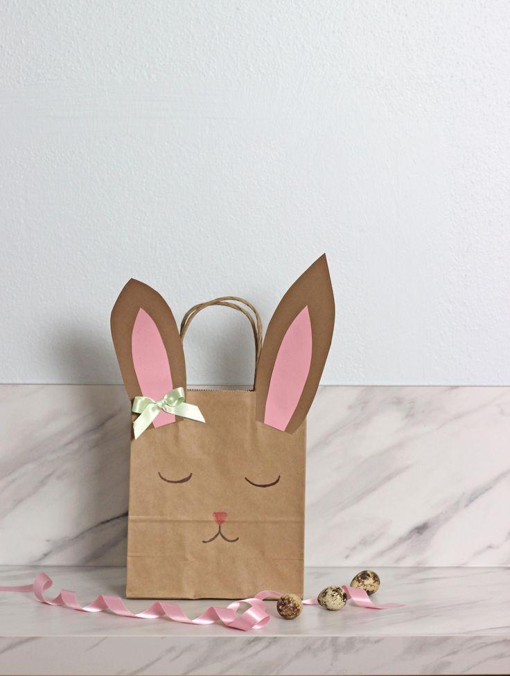 DIY Bunnybag by petite homemade
