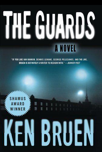 Jack Taylor 01 - The Guards (2001) - Ken Bruen