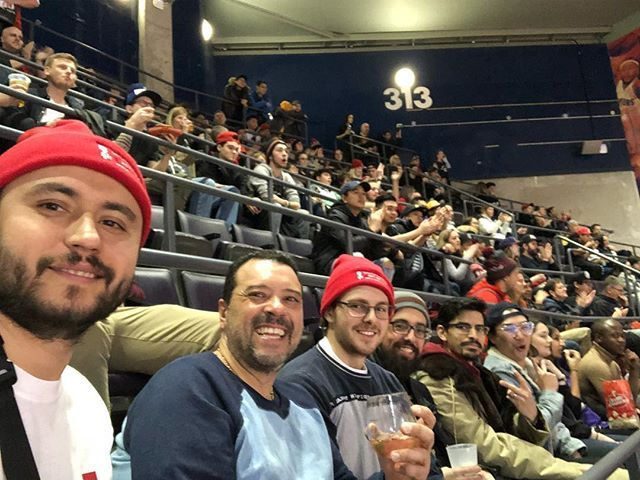 Terra Paint Christmas Party! I know a little late but better late then never. Lets go Raptors!!! @thepaintersplace #painters #professional #painting #interiordesign #toronto #mississauga #oakville #torontoraptors #raptors