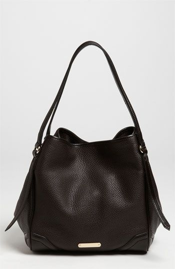 Burberry London Grainy Leather Tote Available At Nordstrom My Style Pinterest Handbags And Bags