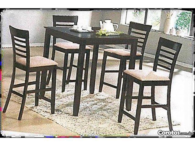 1000 ideas sobre comedor 4 sillas en pinterest comedor for Mesas industriales baratas