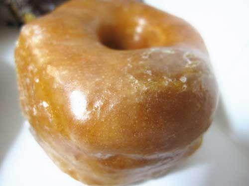 This brioche doughnut recipe features sweet, buttery dough, baked into doughnuts. Brioche doughnut recipe.