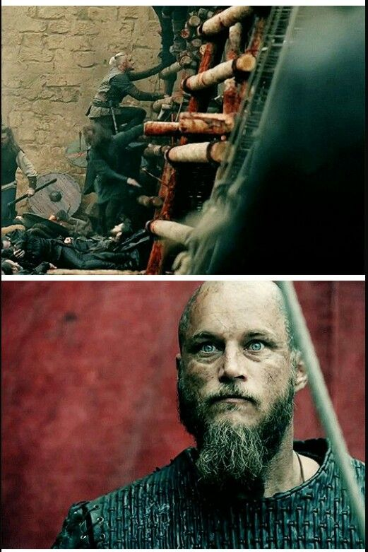 Ragnar ~ the protective Father