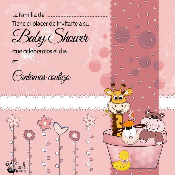 Invitaciones De Baby Shower Ninajpg Twiwa