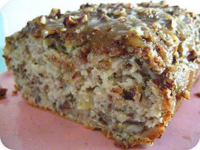 American Times Food |   Apple Praline Bread