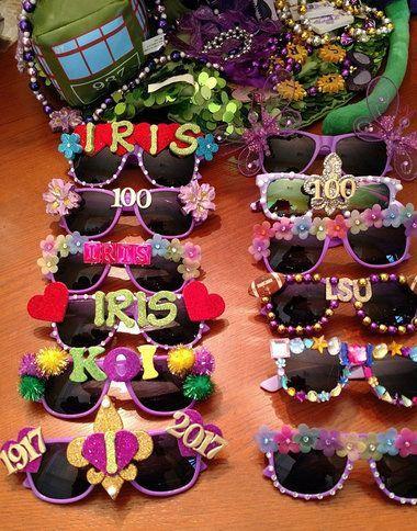 6c78f21b125e Image result for krewe of iris decorated sunglasses