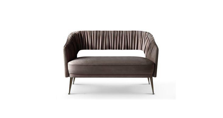 斯托拉2座沙發當代設計由BRABBU將征服所有客廳集。