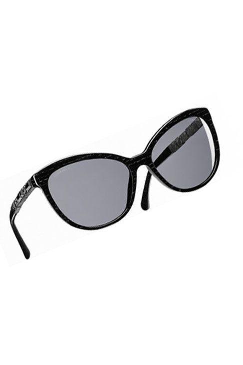 Gafas de Chanel.