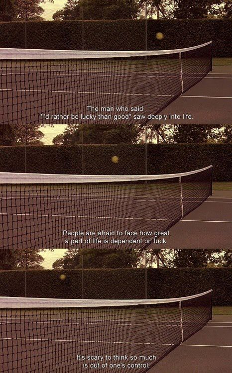 The Match Point, 2005