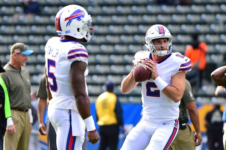 If the Bills end up missing the postseason by one game … Also, are the Eagles and Falcons doomed? There's plenty to freak out about on the eve of the NFL playoffs. Remember when Bills head coach Sean McDermott decided to bench Tyrod Taylor and start Nathan Peterman in Week 11 ...