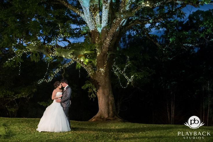 Gorgeous fairytale shot perfect for a romance novel at the wedding of Sarah & Simon @malenymanor  #playbackstudios  #weddingfilms #weddingvideos #weddingfilmsaustralia #weddingphotos #weddingphotographyaustralia #weddingphotography #weddings #sunshinecoastweddings  #airliebeachweddings