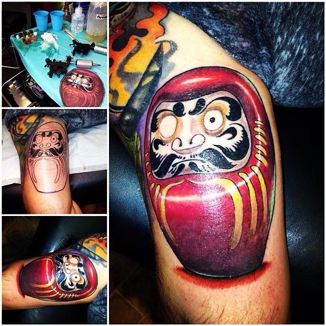 108 best daruma tats images on pinterest japan tattoo for Tattoo shops in orlando fl