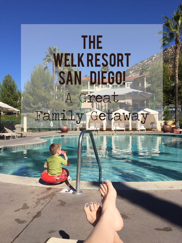 Here is why we think the Welk Resort San Diego is a hit for families!