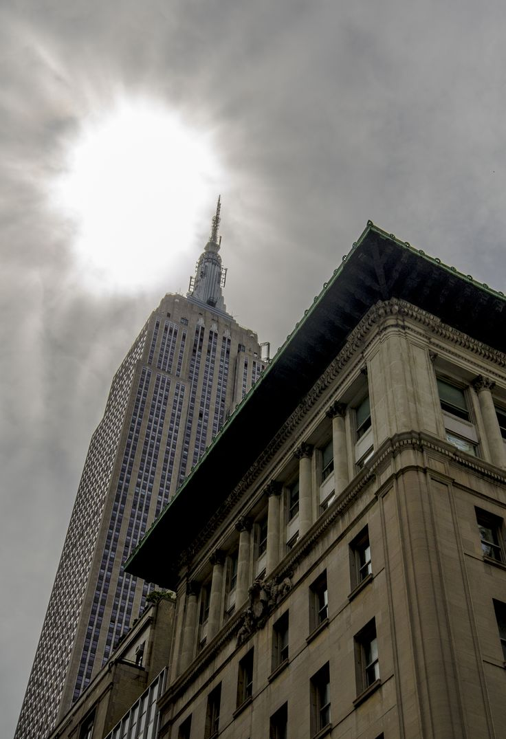 NYC Empire state building By Anthony A