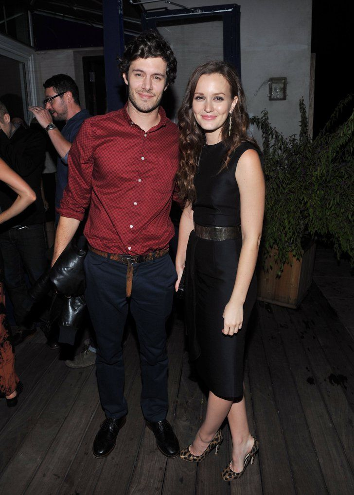 Pin for Later: Celebrities Who Pulled Off Secret Weddings Adam Brody and Leighton Meester Adam Brody and Leighton Meester got secretly married  in February 2014, just three months after they announced their engagement.