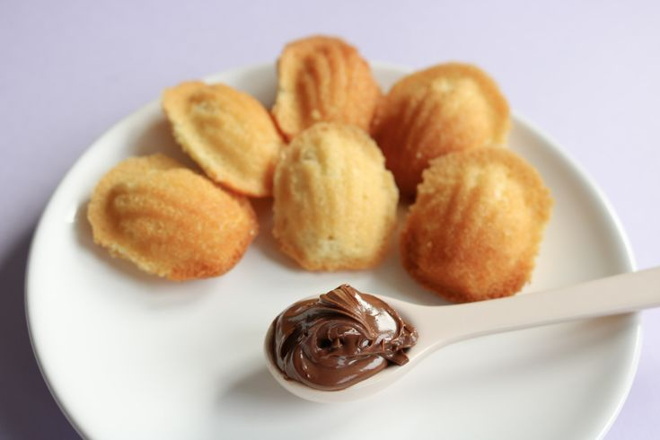 Afternoon Tea Mini Madeleines  https://allthesweetness.com/blog/2017-04/afternoon-tea-mini-madeleines